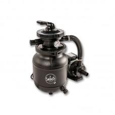 Filtravimo sistema 3.80m³/h (10kg užpildo, 0.12kW)