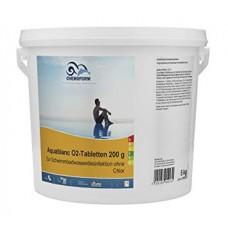 Aktyvus deguonis 200g tabletės CHEMOFORM AQUABLANC O2, 5kg
