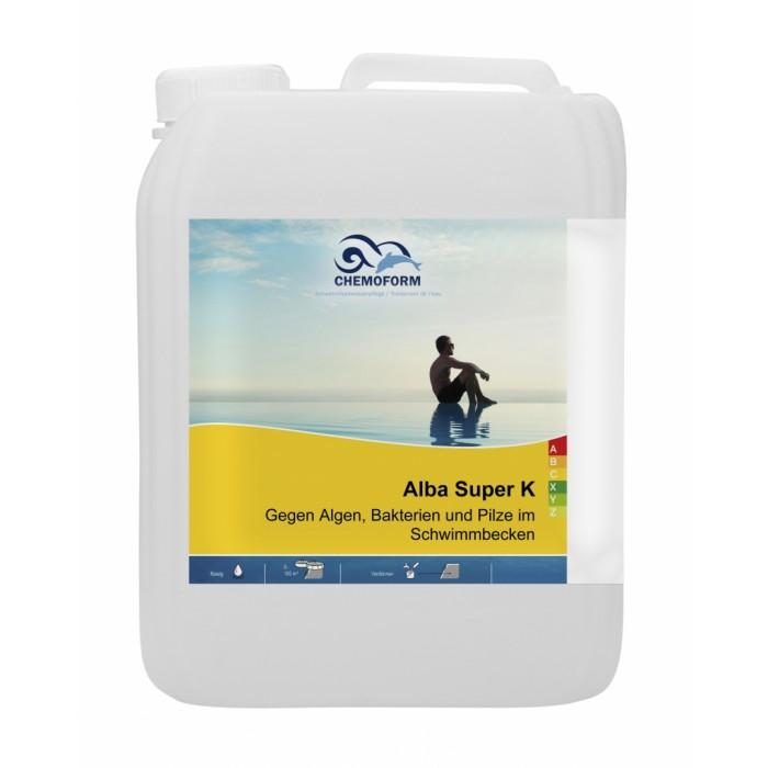 Algicidas nuo dumblių neputojantis CHEMOFORM ALBA SUPER K, 5l
