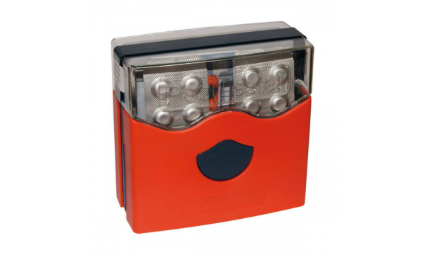 Vandens testeris Cl - pH nustatymui POOLTESTER Tintometer
