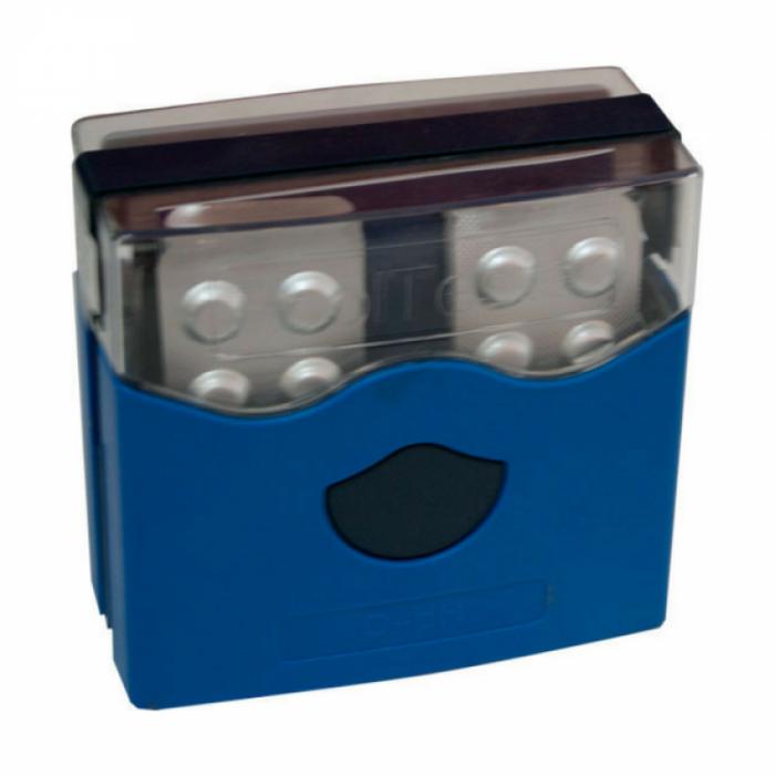 Vandens testeris deguonies (O2) - pH nustatymui POOLTESTER Tintometer