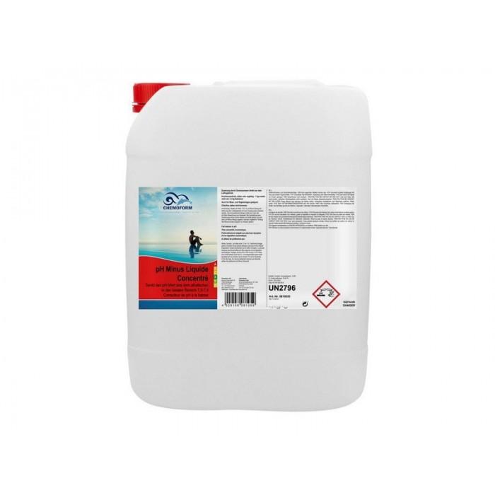 pH minus skystas CHEMOFORM, 35kg