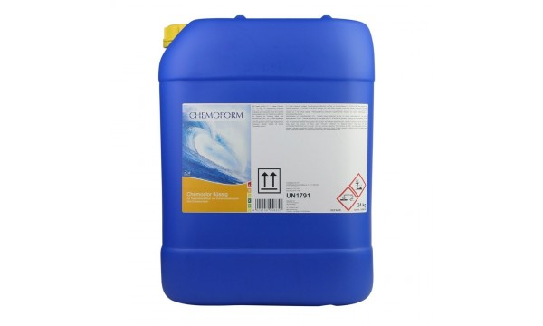 Skystas chloras CHEMOFORM Chemoclor flussig, 35kg