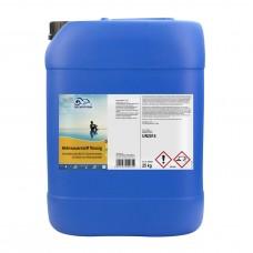 Skystas deguonis su algicidu Aquablanc flussig CHEMOFORM, 22kg