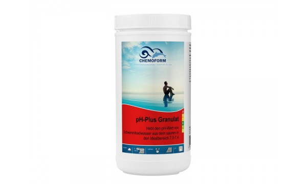 pH plius granulės CHEMOFORM, 1kg