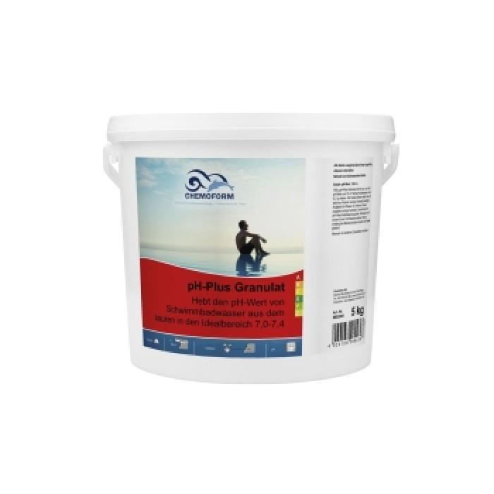 pH plius granulės CHEMOFORM, 5kg