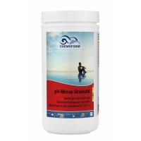 pH minus granulės CHEMOFORM, 1.5 kg